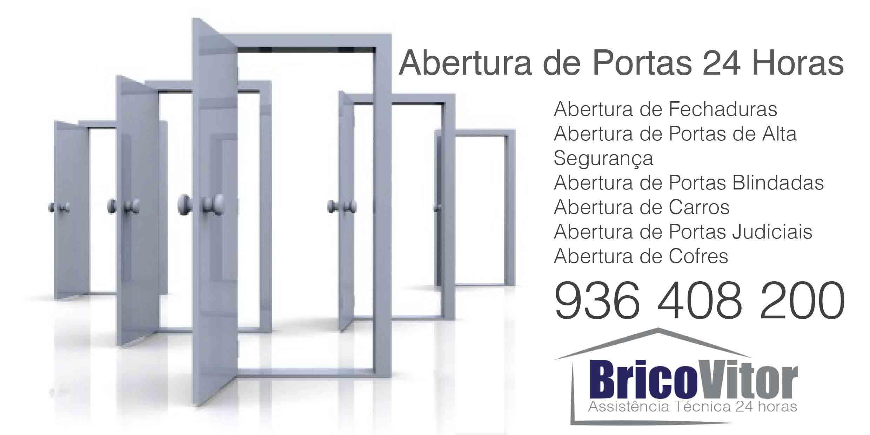 Abertura de Portas Priscos - Braga - Chaveiro 24 Horas